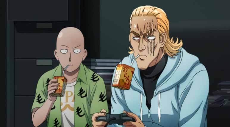 Когда выйдет 3 сезон аниме Ванпанчмен