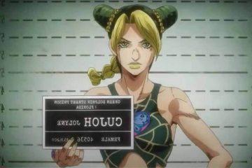 Аниме ДжоДжо 6 сезон, когда дата выхода в 2021