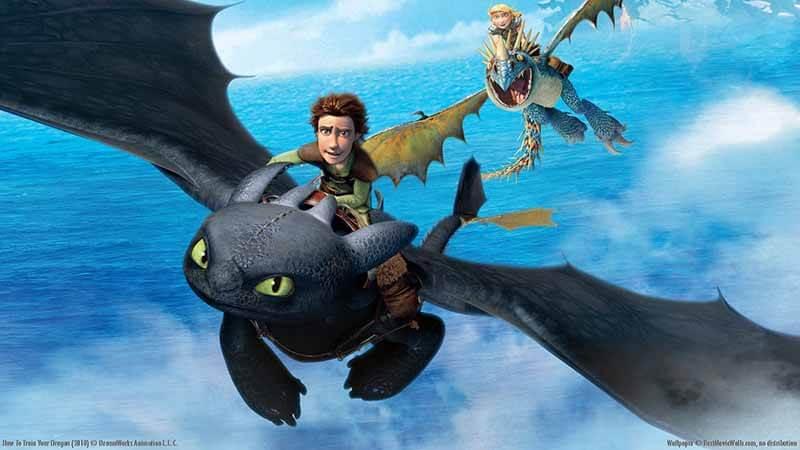 Когда выйдет 4 часть мультфильма Как приручить дракона