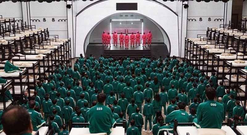 Дата выхода серий 2 сезона в России Игра в кальмара